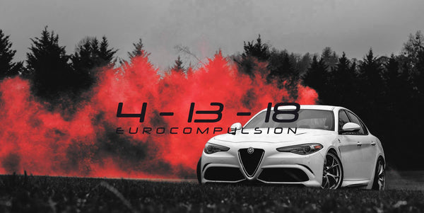 EURO+DRIVE TUNING - ALFA ROMEO GIULIA QV NOW AVAILABLE