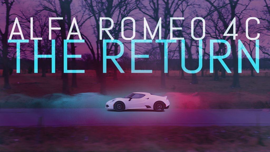 ALFA ROMEO 4C | The Return | PHASE 3 Teaser