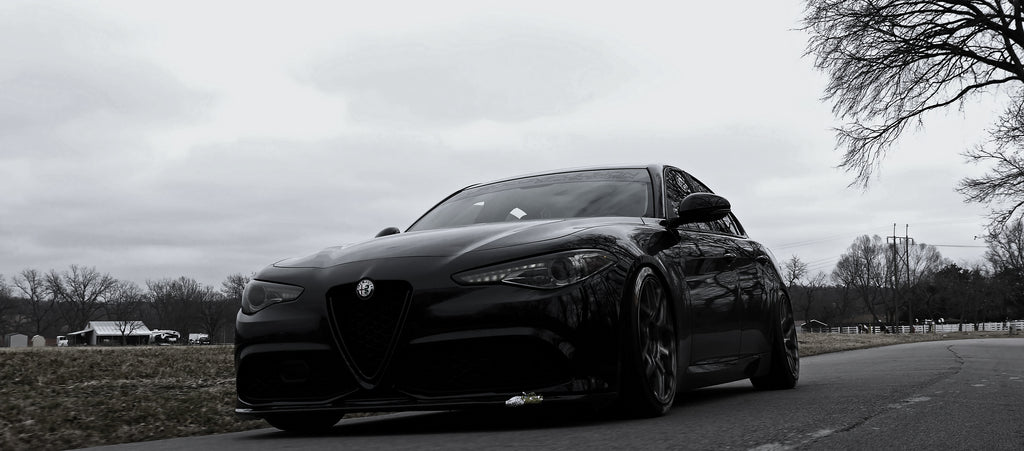 PHASE 2 NOW AVAILABLE - Alfa Romeo Giulia 2.0L - EURO+DRIVE Tuning