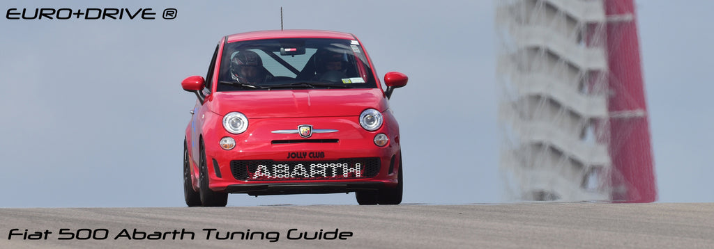 EURODRIVE BUILD GUIDE: FIAT 500 ABARTH