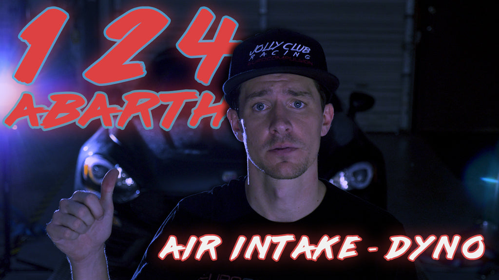 EP. 03 / AIR INTAKE - DYNO / 124 ABARTH - EC SESSIONS