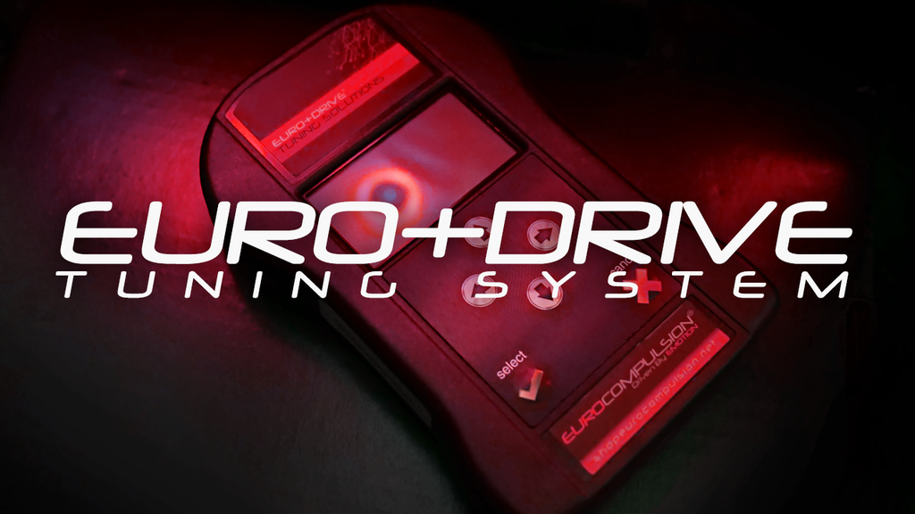 EURO+DRIVE Tuning System | An Overview | EUROCOMPULSION