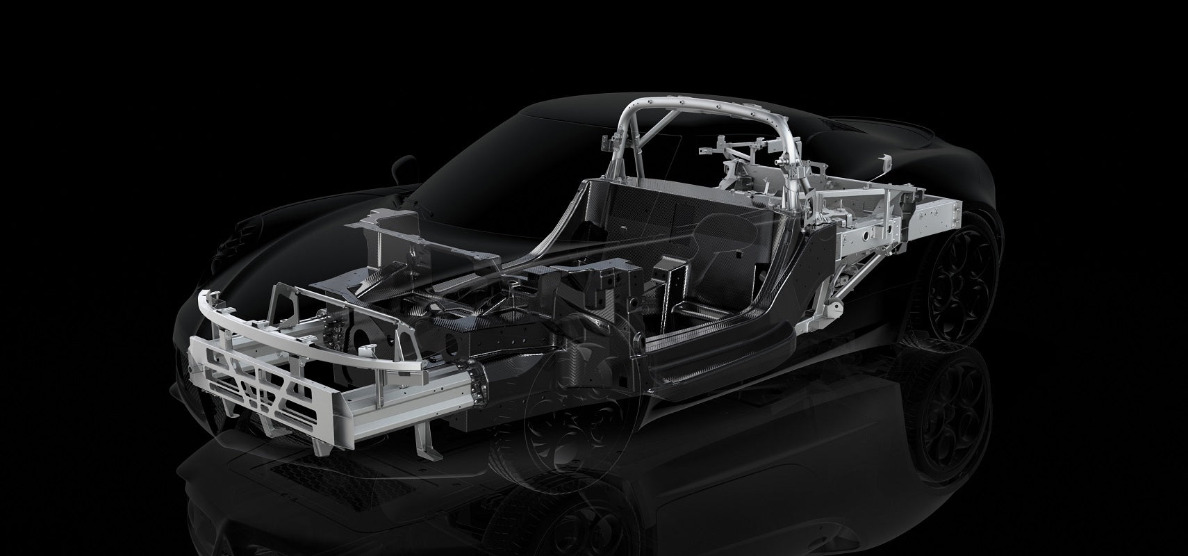 Alfa Romeo 4c Carbon Fiber Chassis Information