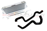 EUROCOMPULSION FRONT MOUNT INTER-COOLER KIT (FIAT 124 SPIDER / ABARTH)