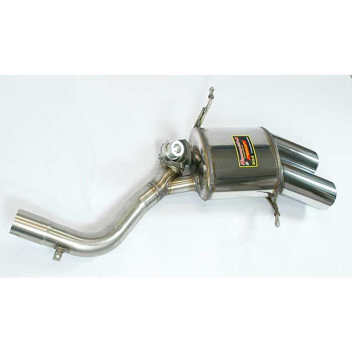 SUPERSPRINT CAT-BACK EXHAUST SYSTEM (MASERATI GRANTURISMO S 4.7L)