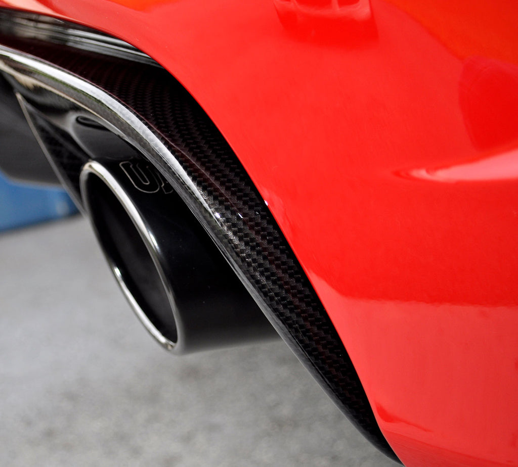 SUPERSPRINT TRACK PERFORMANCE PACK EXHAUST SYSTEM (FIAT 500 ABARTH)