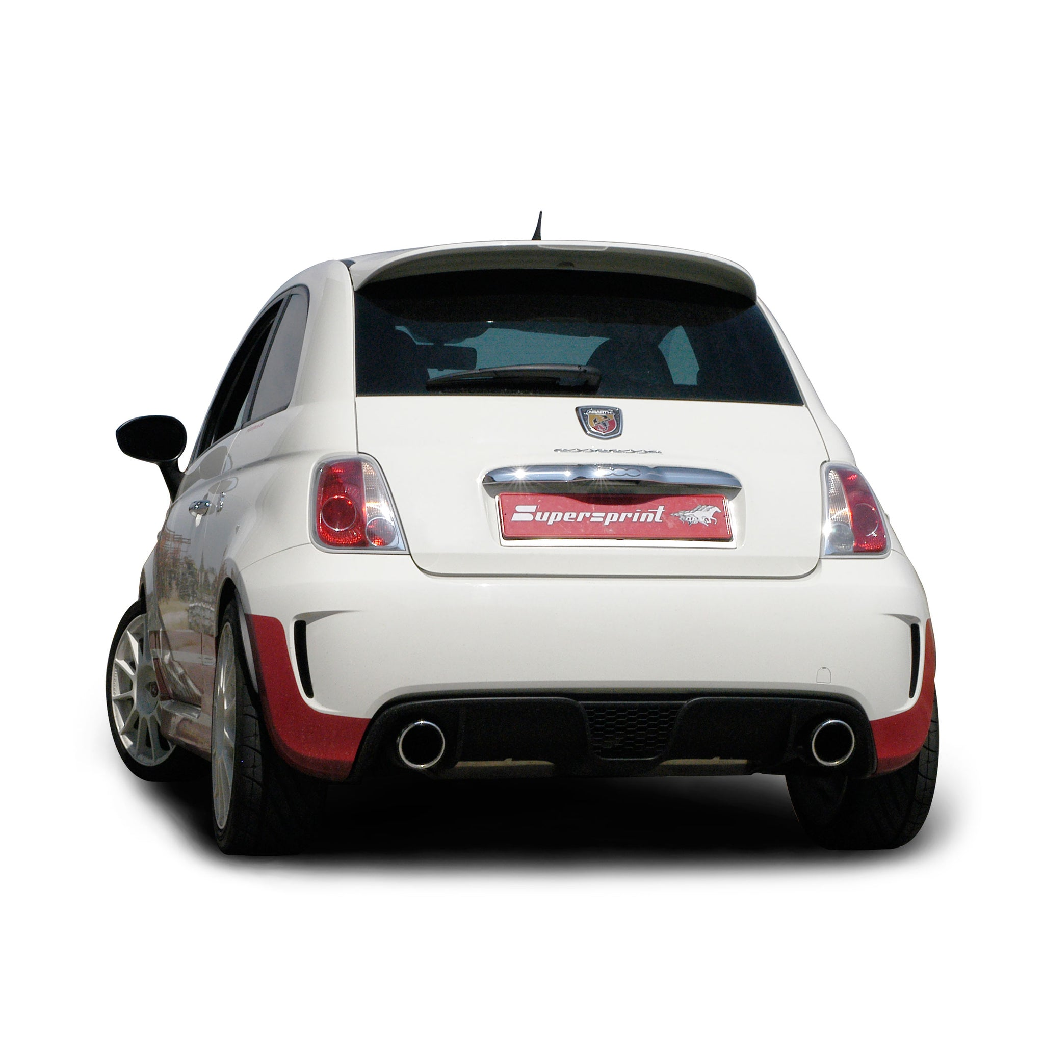 SUPERSPRINT STREET PERFORMANCE PACK EXHAUST SYSTEM (FIAT