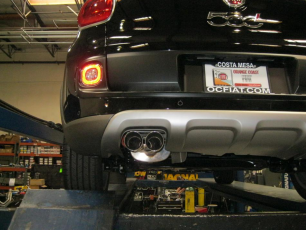 MAGNAFLOW FIAT 500L PERFORMANCE EXHAUST SYSTEM - EUROCOMPULSION