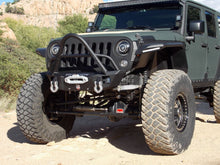 Load image into Gallery viewer, ROAD ARMOR - Stealth Front Winch Bumper Stinger Guard Competition Cut - JEEP WRANGLER JL
