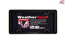 Load image into Gallery viewer, WEATHERTECH CLEAR COVER LICENSE PLATE FRAME - EUROCOMPULSION