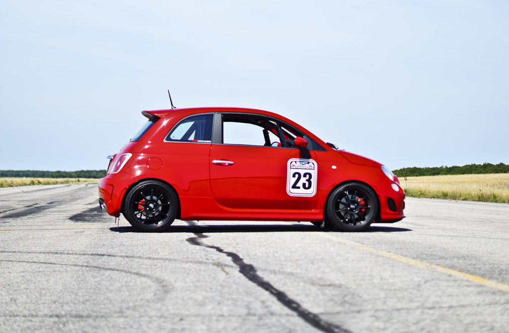 KW V3 COIL-OVER SYSTEM (FIAT 500 ABARTH/FIAT 500T/FIAT 500) - EUROCOMPULSION