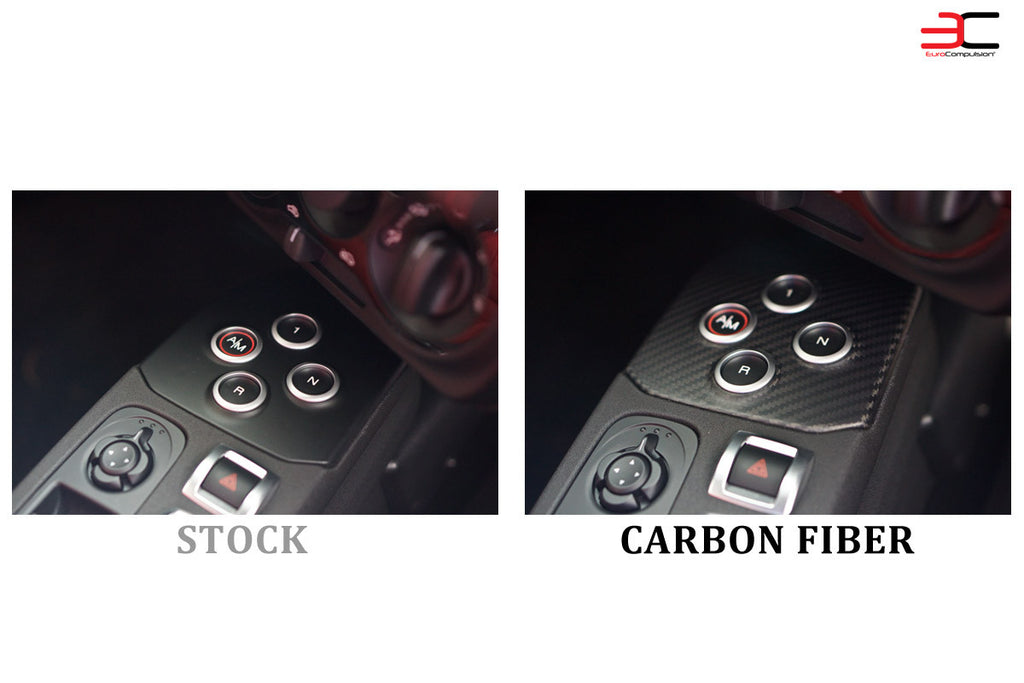 GENUINE ALFA ROMEO 4C SHIFT PANEL ASSEMBLY - EUROCOMPULSION