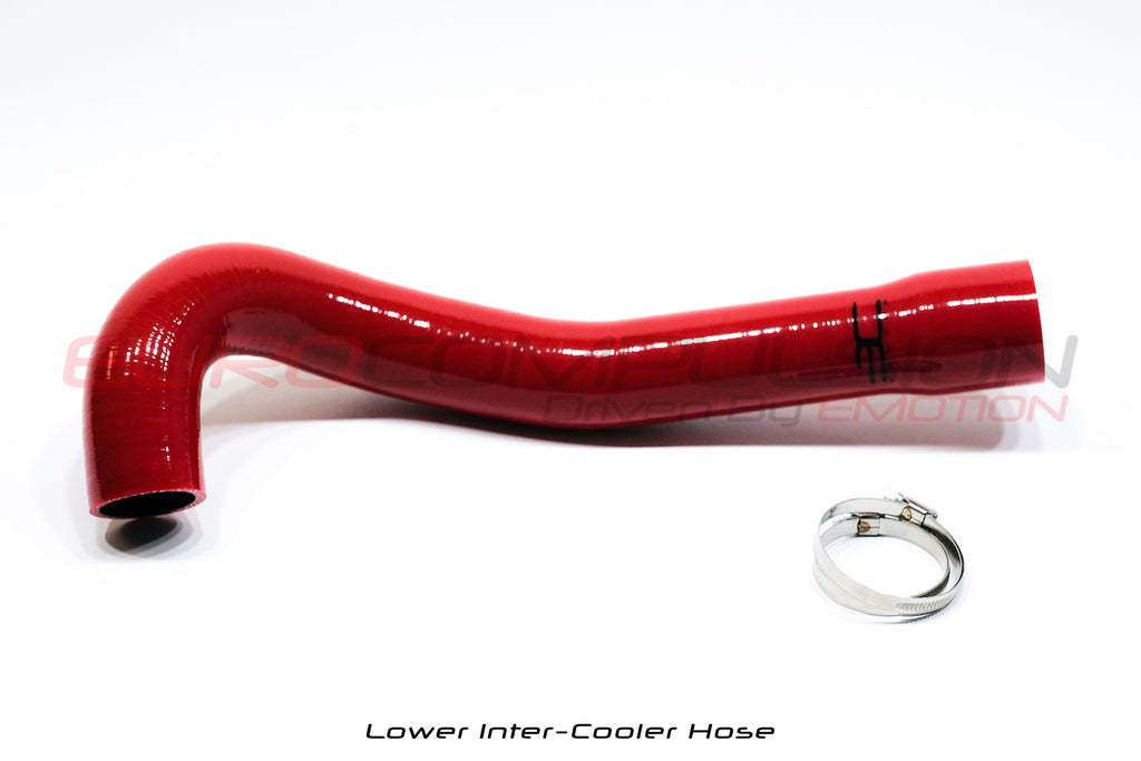 EUROCOMPULSION COMPLETE INTER-COOLER HOSE KIT (ALFA ROMEO 4C) - EUROCOMPULSION