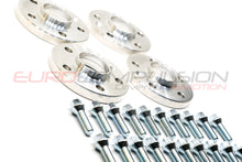Load image into Gallery viewer, OTIS LA SILVER WHEEL SPACER KIT 17MM (ALFA ROMEO STELVIO 2.0L) - EUROCOMPULSION