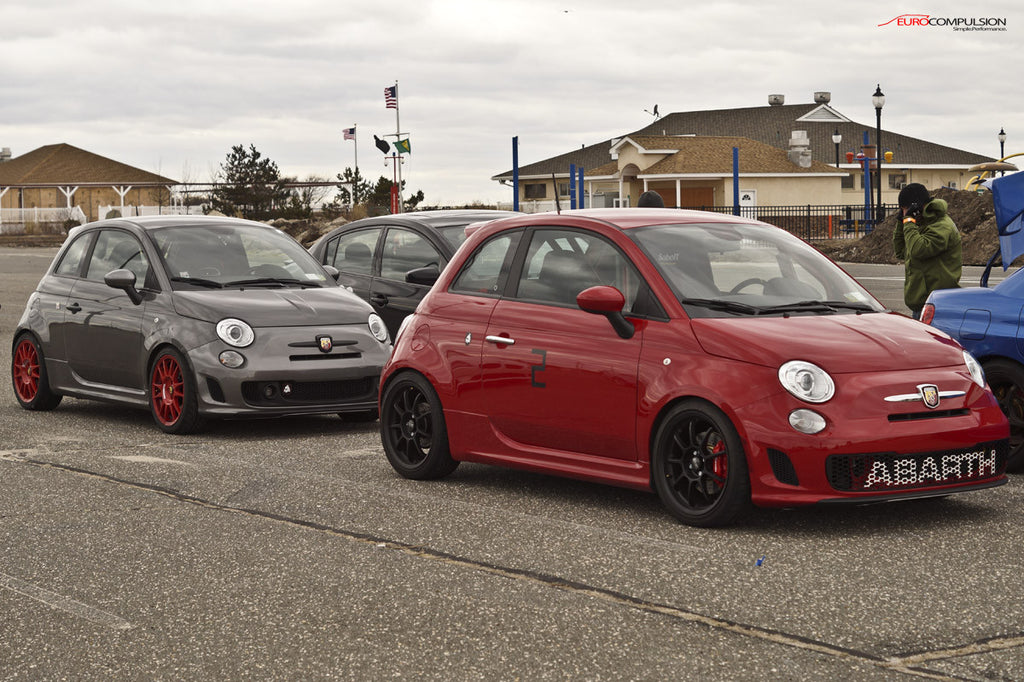 "EVO CORSE ""SAN REMO"" WHEELS (ABARTH/FIAT 500) - EUROCOMPULSION"