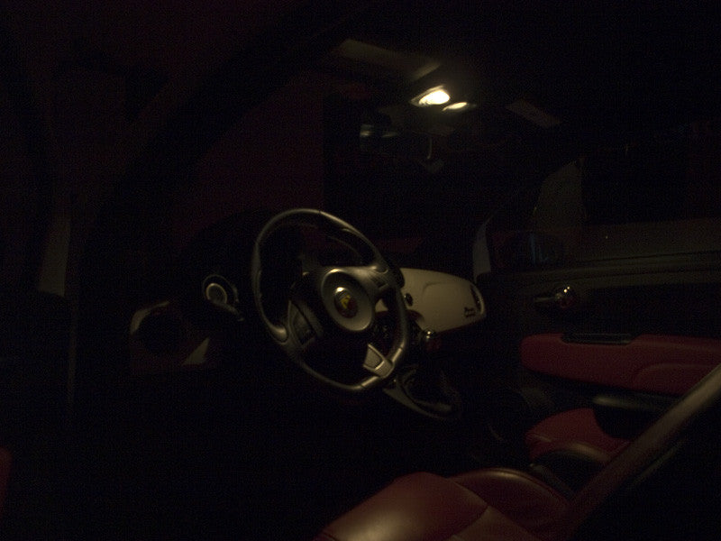 EUROCOMPULSION INTERIOR LED KIT (ABARTH/500T/500) - EUROCOMPULSION