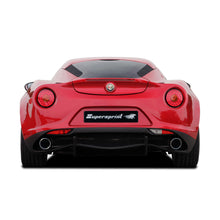 Load image into Gallery viewer, SUPERSPRINT TRACK PLUS+ PERFORMANCE PACK EXHAUST SYSTEM (ALFA ROMEO 4C)