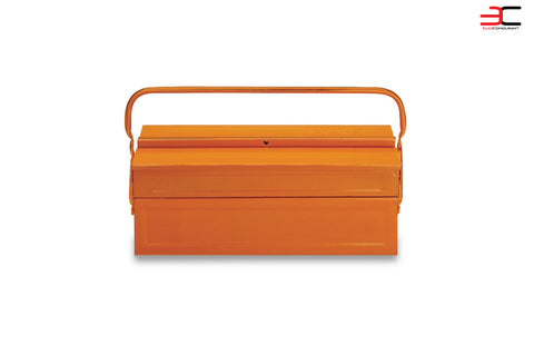 BETA TOOLS THREE-SECTION CANTILEVER TOOL BOX 021190002