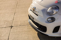 THREE HUNDRED CARBON FIBER FRONT LIP (ABARTH/500T)