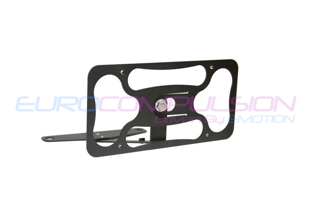 PLATYPUS LICENSE PLATE BRACKET (FIAT 500 ABARTH/FIAT 500T)