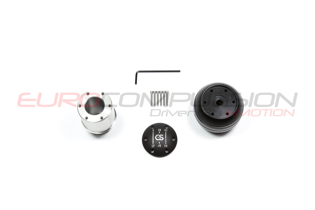 CRAVENSPEED SHORT SHIFTER & SHIFT KNOB COMBO (FIAT 500 ABARTH/500T/FIAT 500) - EUROCOMPULSION