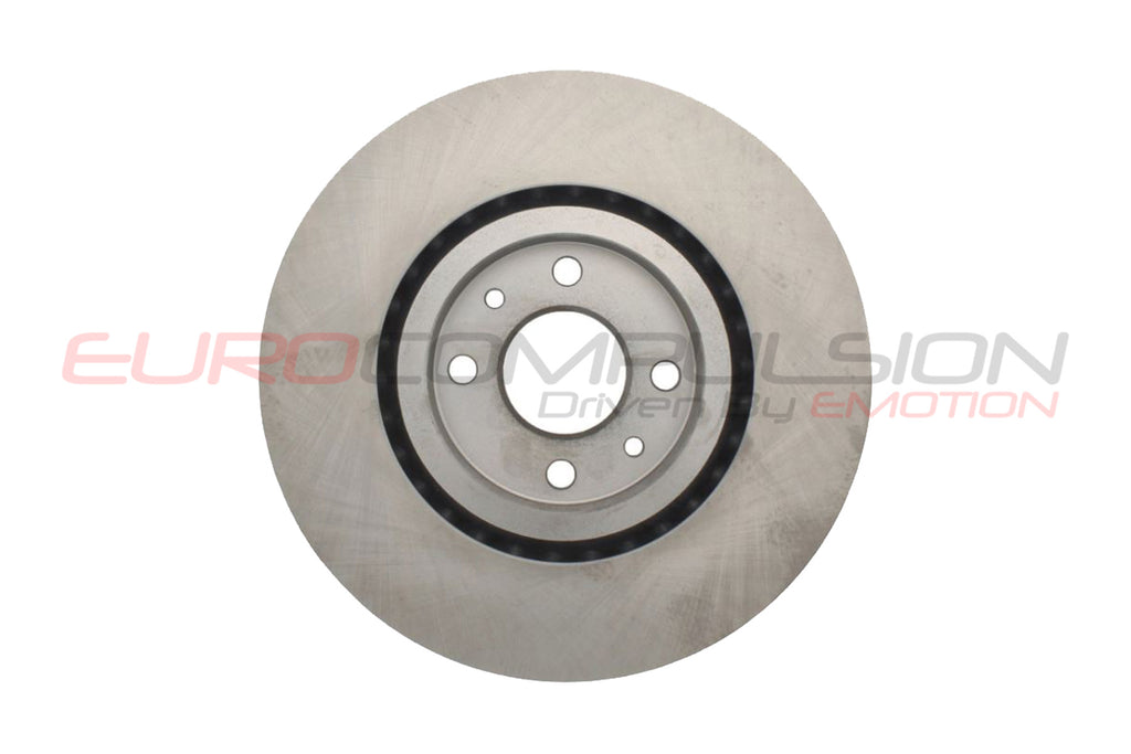 CENTRIC STANDARD BRAKE ROTORS  (FIAT 500 ABARTH/500T) - EUROCOMPULSION