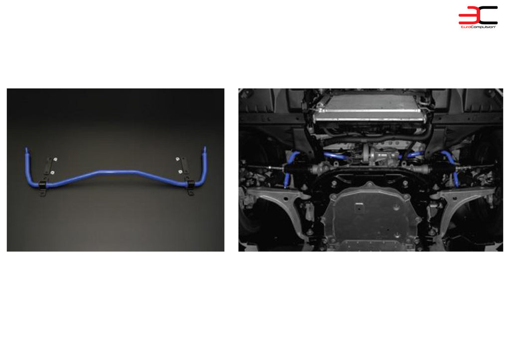 CUSCO HOLLOW FRONT SWAY BAR (FIAT 124 SPIDER/ABARTH) - EUROCOMPULSION
