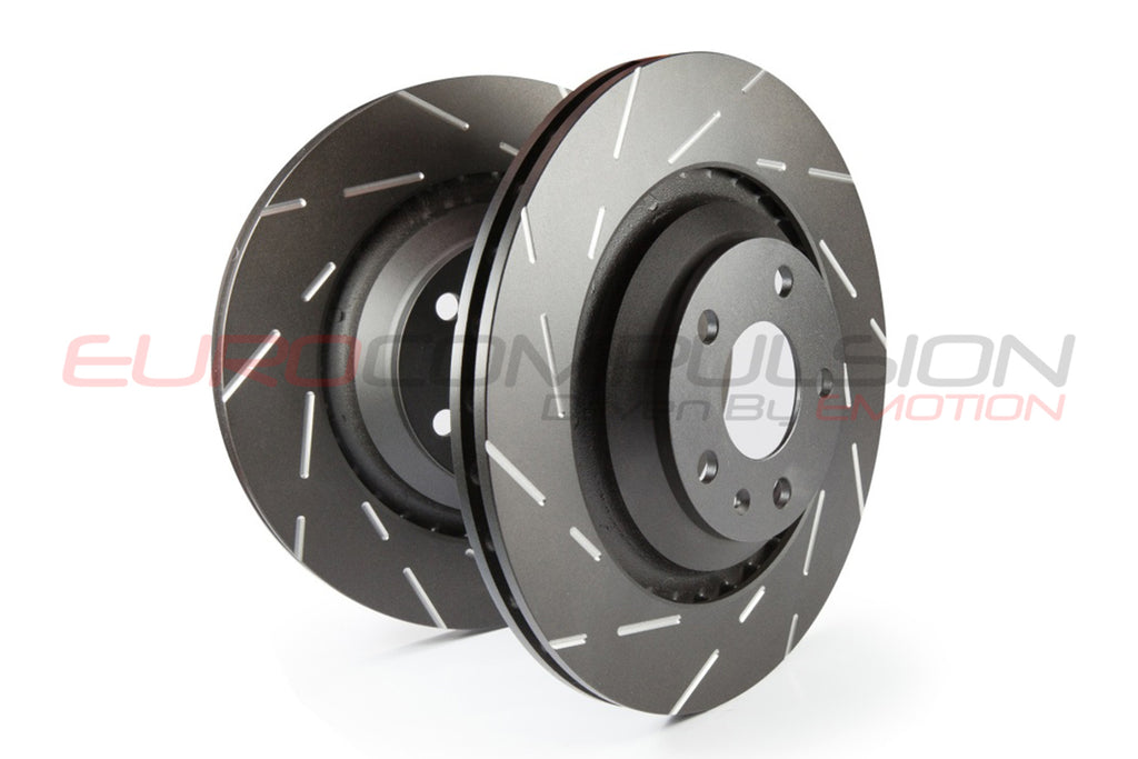 EBC USR BRAKE ROTORS (FIAT 500 ABARTH/FIAT 500T) - EUROCOMPULSION