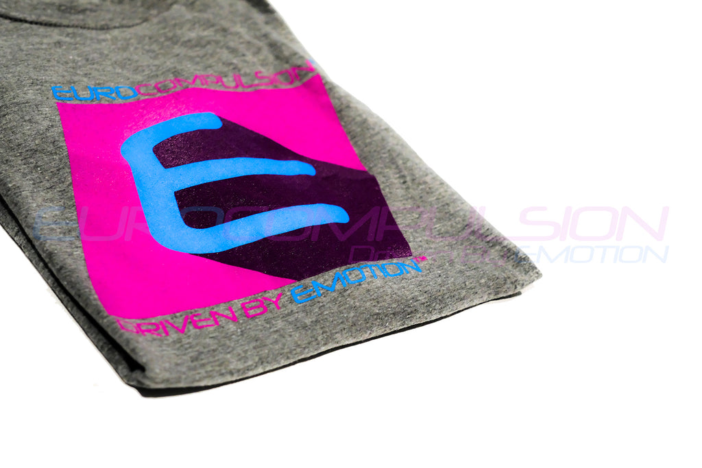 "EUROCOMPULSION ""90's"" T-SHIRT"