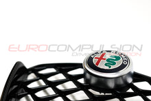 Load image into Gallery viewer, GENUINE ALFA ROMEO CARBON FIBER CENTER GRILL (ALFA ROMEO GIULIA QUADRIFOGLIO) - EUROCOMPULSION