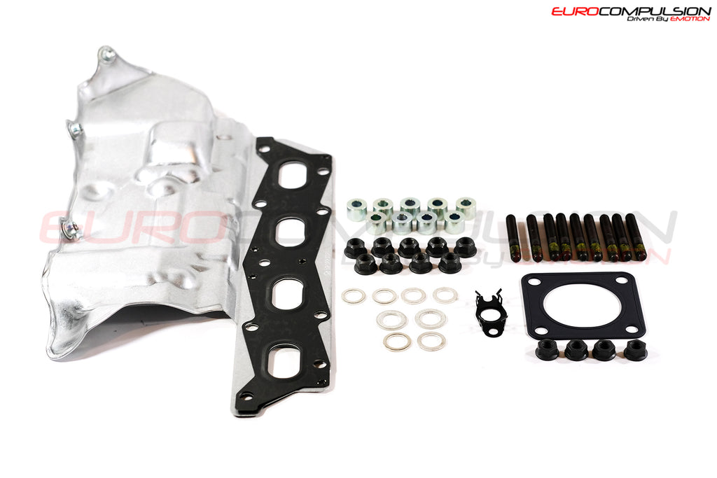 GENUINE FIAT TURBO INSTALLATION KIT (FIAT 500 ABARTH/FIAT 500T) - EUROCOMPULSION