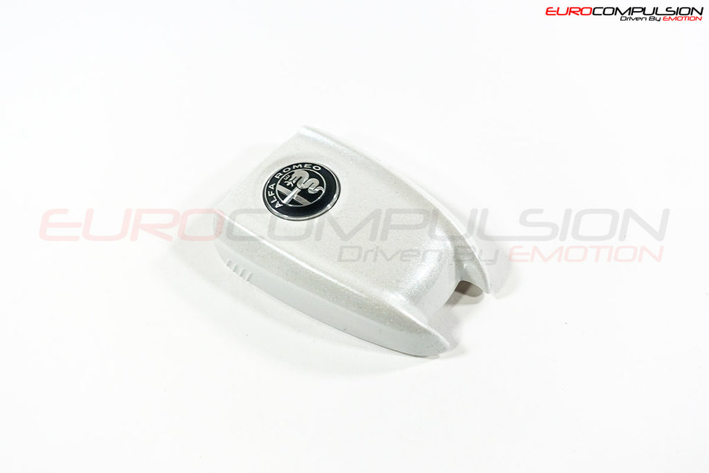 GENUINE ALFA ROMEO KEY FOB COVER (ALFA ROMEO GIULIA) - EUROCOMPULSION