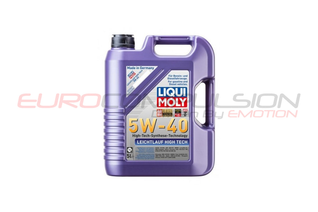 LIQUIMOLY LOW FRICTION 5W-40 ENGINE OIL (ALFA ROMEO 4C)