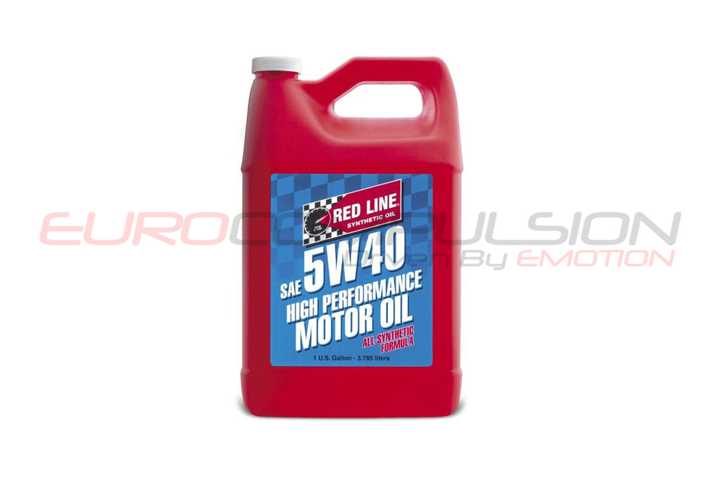 REDLINE FULL SYNTHETIC OIL 5W-40 (4QT JUG)