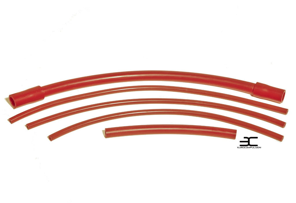 EUROCOMPULSION® SILICONE VACUUM LINE KIT (FIAT 500 ABARTH/FIAT 500T) - EUROCOMPULSION