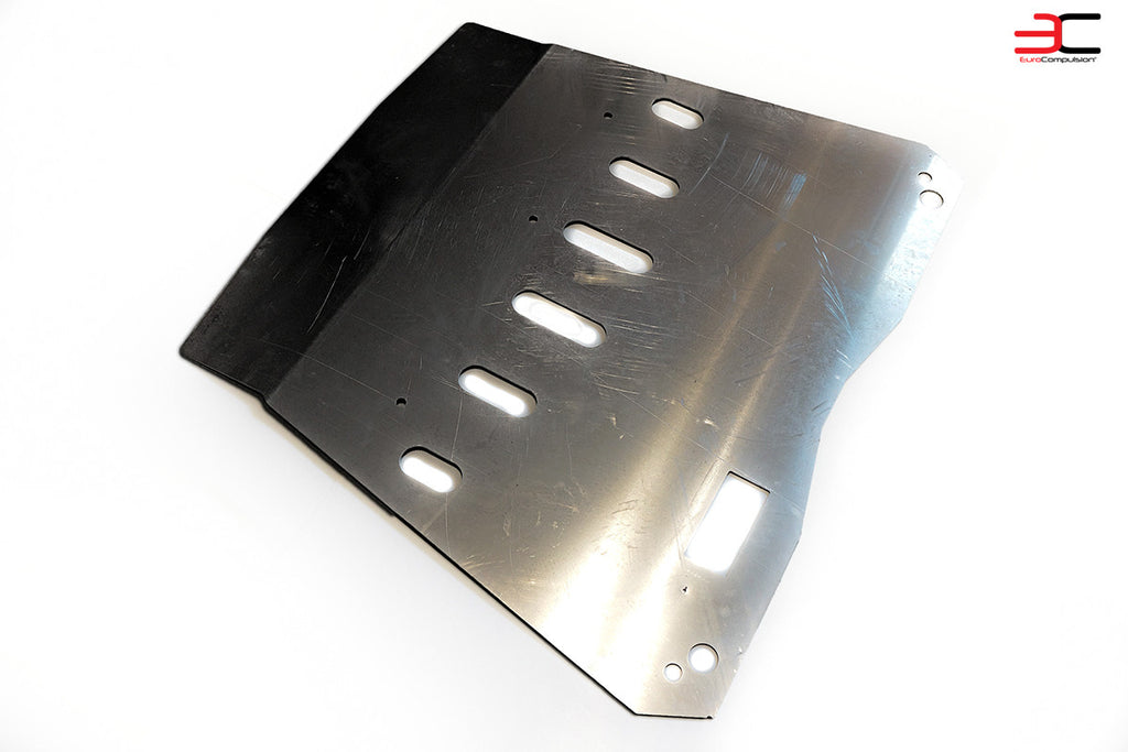 EUROCOMPULSION ALUMINUM SKID-PLATE (FIAT 500 ABARTH/500T) - EUROCOMPULSION
