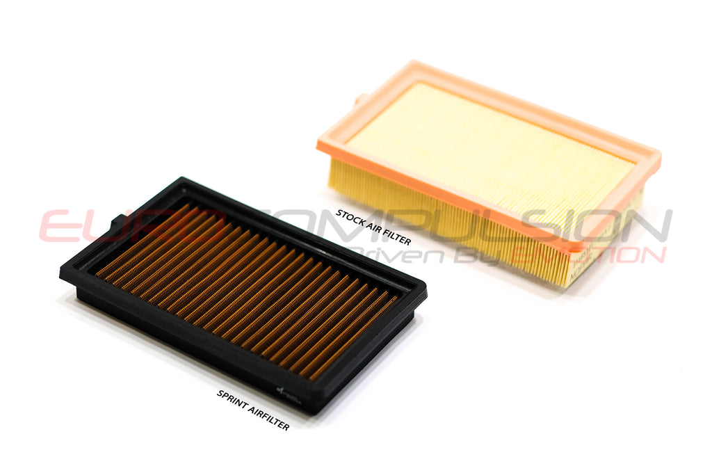 SPRINT FILTER® REPLACEMENT AIR FILTER (FIAT 500L, 500X) (JEEP RENEGADE 1.4L)