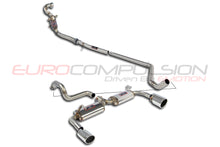 Load image into Gallery viewer, SUPERSPRINT STREET PERFORMANCE PACK EXHAUST SYSTEM (FIAT 500 ABARTH)