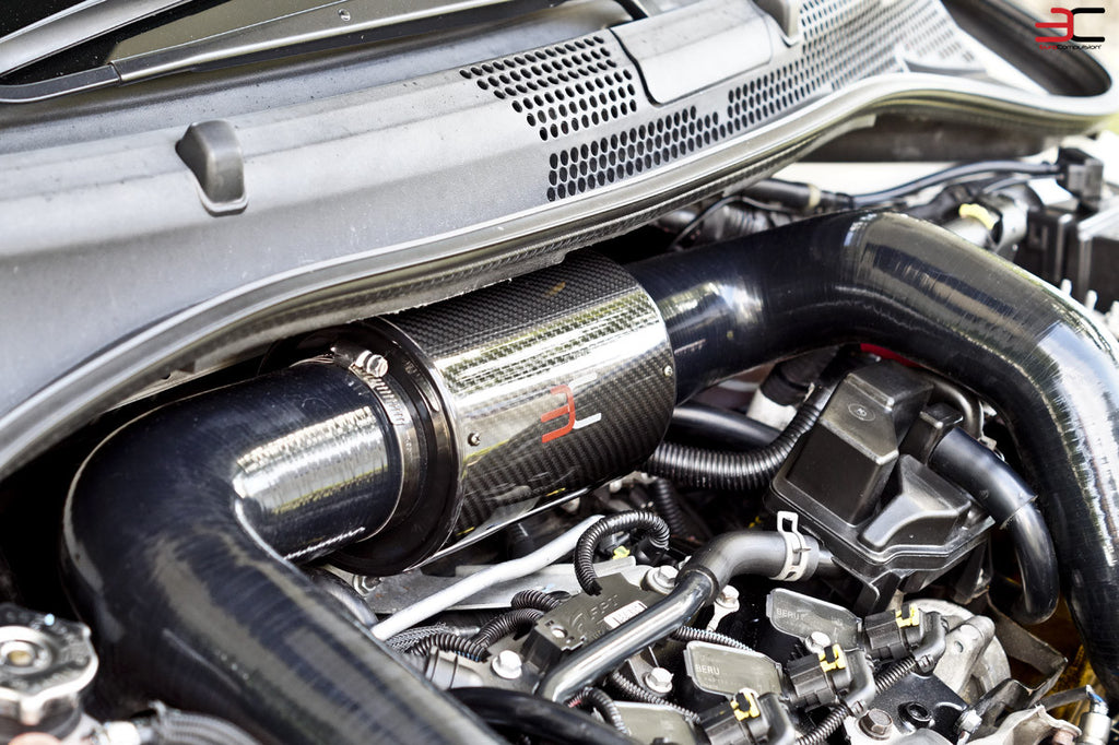 EUROCOMPULSION V4.1 AIR INDUCTION SYSTEM ABARTH/500T - EUROCOMPULSION