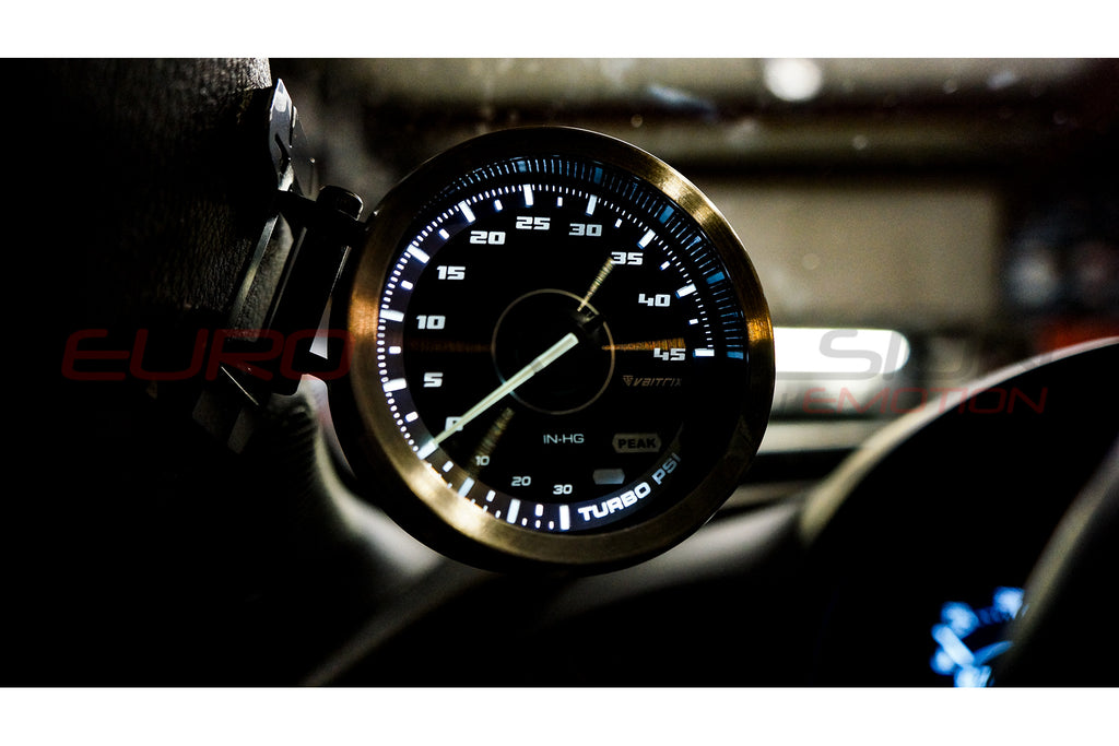VAITRIX BOOST GAUGE - 45PSI NON PLUG-&-PLAY (DODGE DART 1.4L)