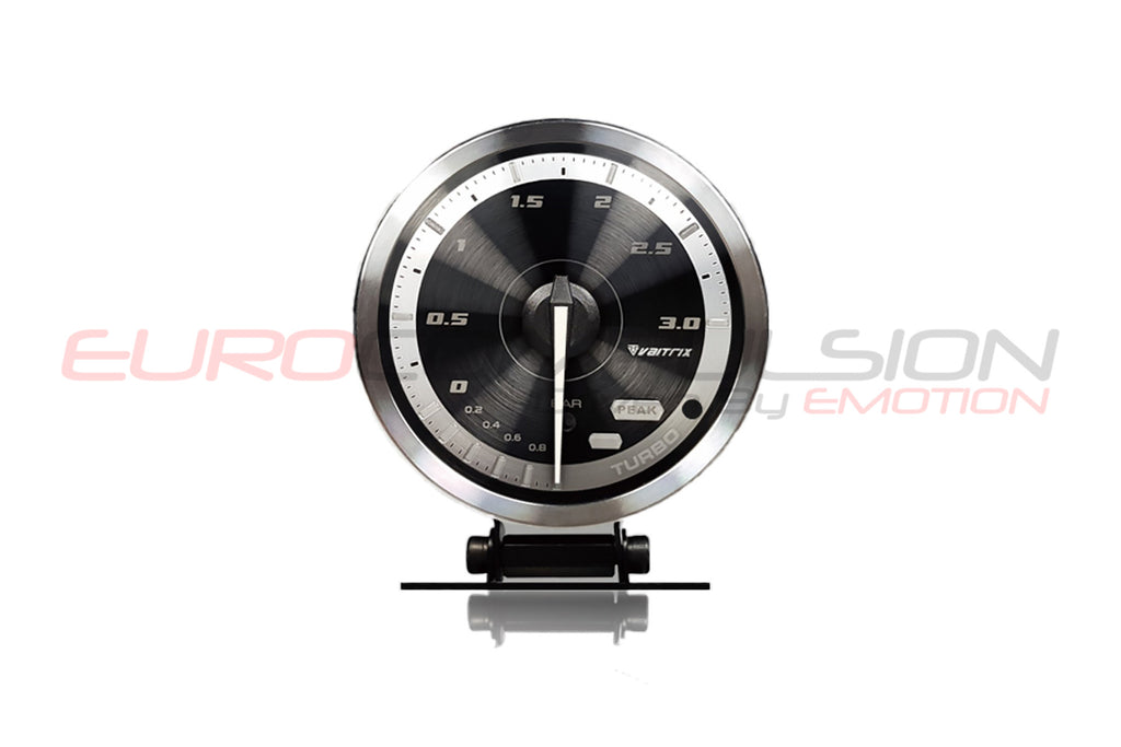 VAITRIX BOOST GAUGE - 45PSI NON PLUG-&-PLAY (FIAT 124 SPIDER/ABARTH)