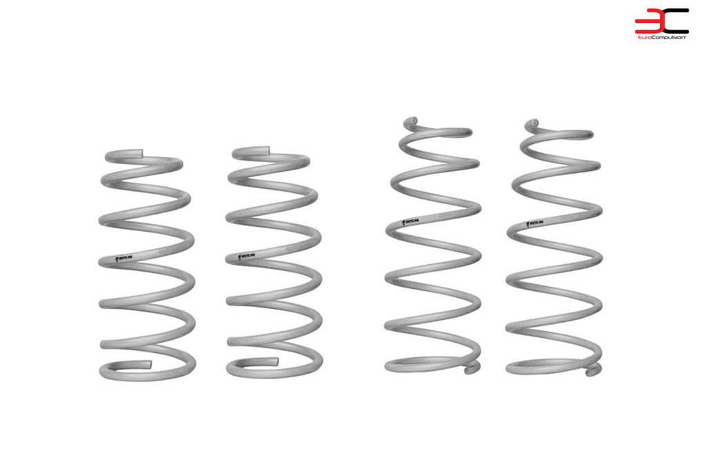 WHITE-LINE LOWERING SPRINGS (FIAT 124 SPIDER/ABARTH) - EUROCOMPULSION