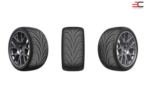 FEDERAL 595 RS-R TIRE SET