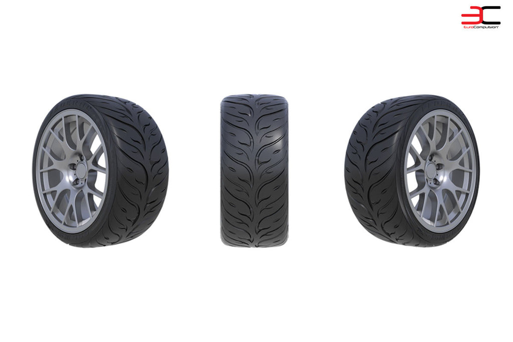 FEDERAL 595 RS-RR TIRE SET - EUROCOMPULSION