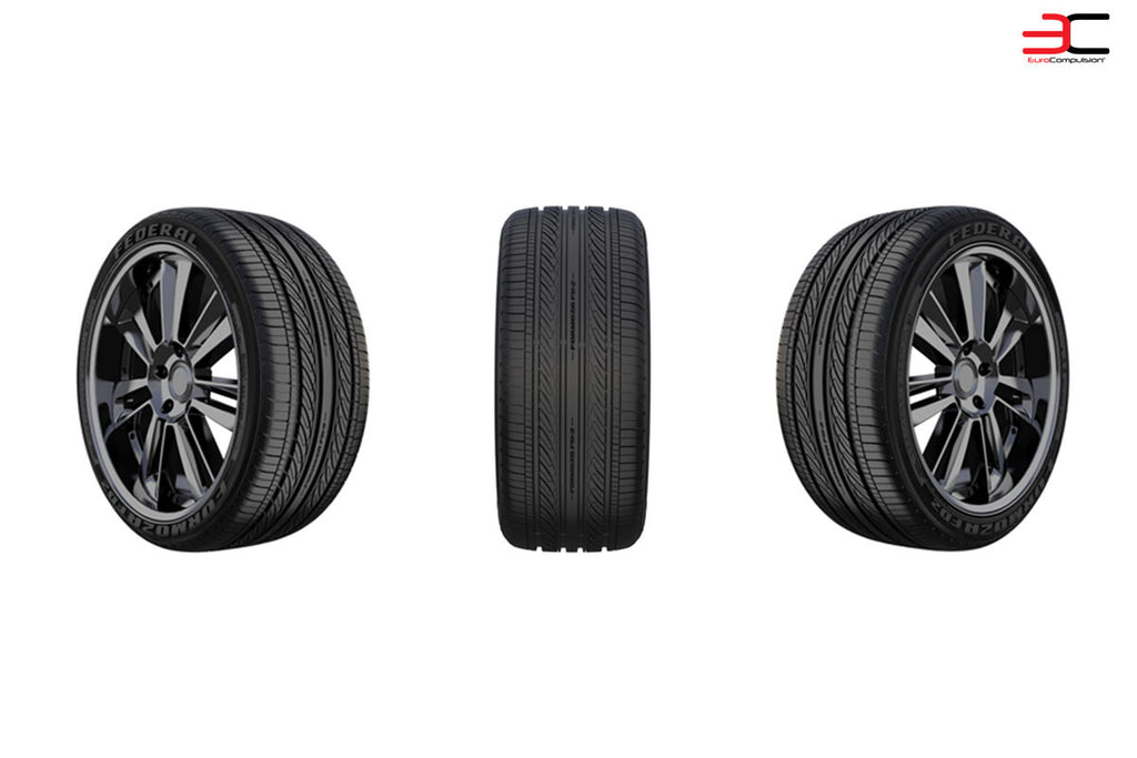 FEDERAL FORMOZA FD2 TIRE SET - EUROCOMPULSION