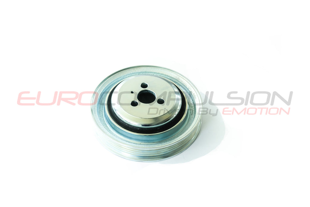GENUINE FIAT CRANK SHAFT PULLEY (FIAT 500 ABARTH/FIAT 500T)