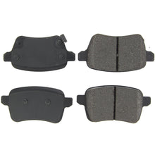 Load image into Gallery viewer, CENTRIC/STOPTECH POSI-QUIET FIAT 500L CERAMIC BRAKE PADS - EUROCOMPULSION