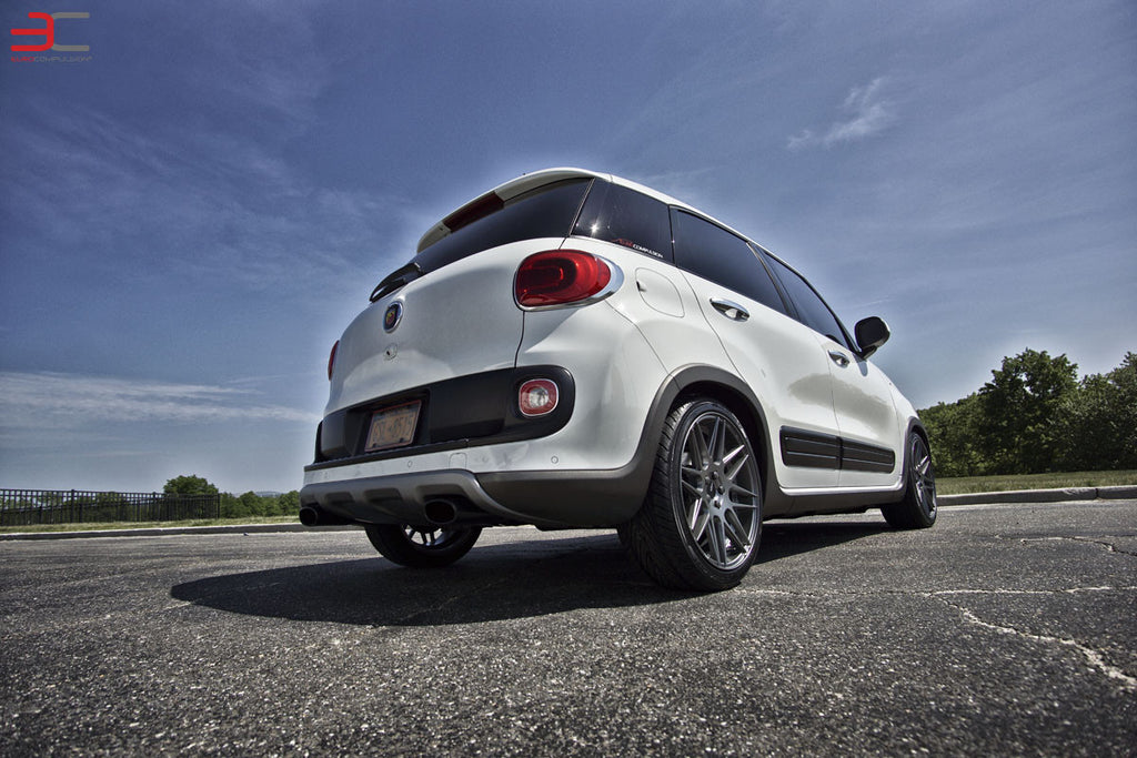 VOGTLAND FIAT 500L LOWERING SPRINGS - EUROCOMPULSION