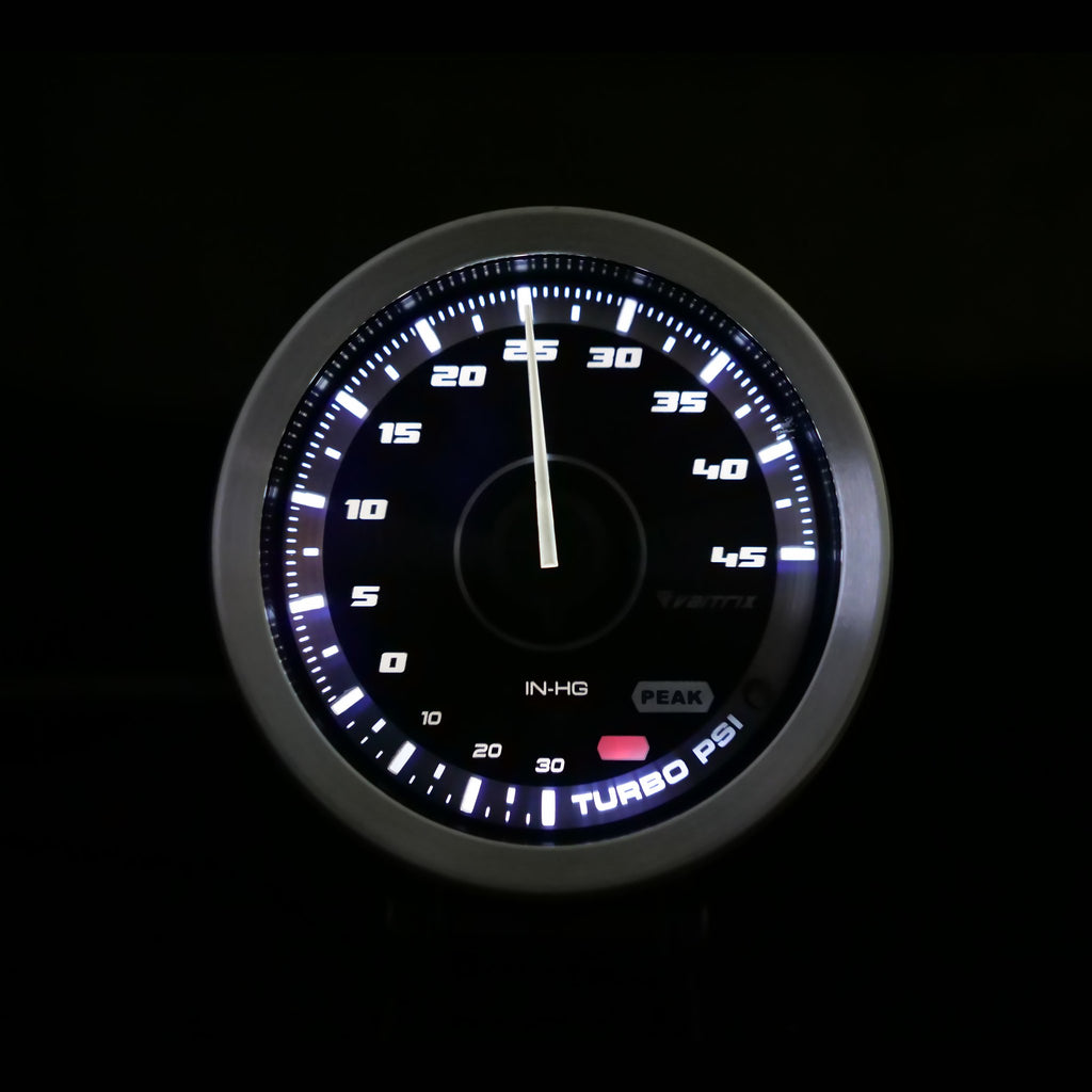 VAITRIX BOOST GAUGE - 30PSI PLUG-&-PLAY (FIAT 500 ABARTH/FIAT 500T)