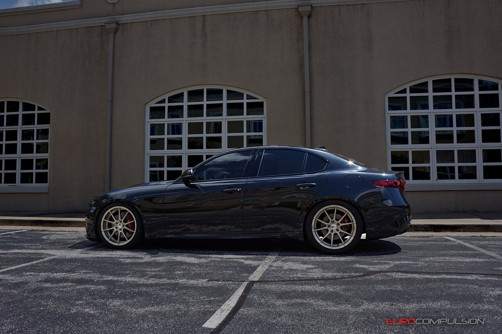 AVANT GARDE M652 ROTARY FORGED WHEELS (ALFA ROMEO GIULIA) - EUROCOMPULSION